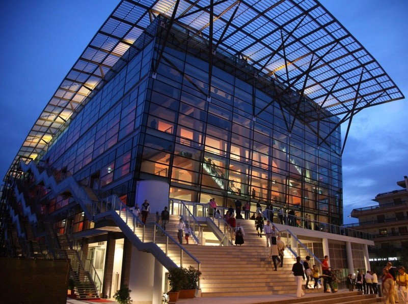 Conference centre in Riccione